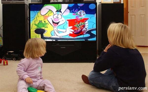 مضرات تلویزیون