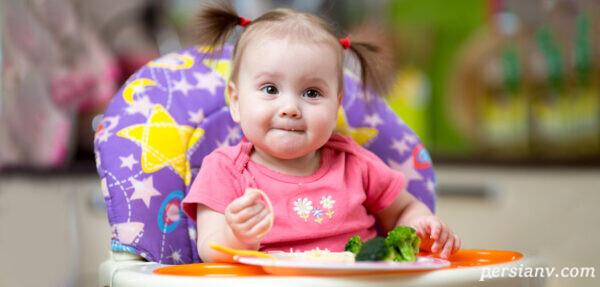 غذای کمکی در رشد ذهنی کودک موثر است