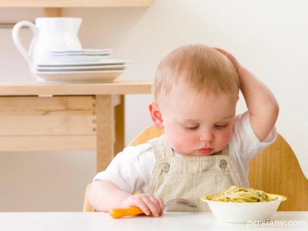 غذای کودک در تابستان