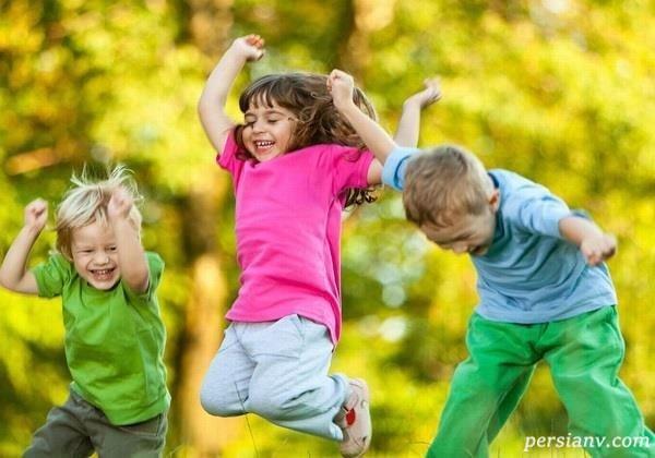 بازی های تابستانه کودکان