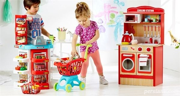 راهنمای انتخاب اسباب بازی برای کودکان