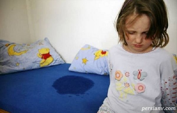 چرا کودکان به شب ادراری مبتلا میشوند