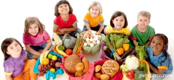 تغذیه برای هوش کودکان