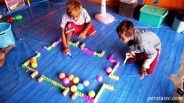 تقویت خلاقیت کودک