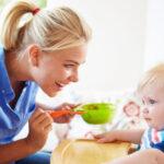 تغذیه کودک نوپا (۱۲ تا ۲۴ ماه)