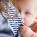 مقدار و زمان شیر نوزاد