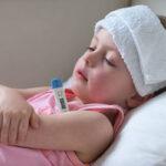 علل و نشانه های تب در کودکان