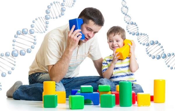 نقش ازدواج در هوش فرزند