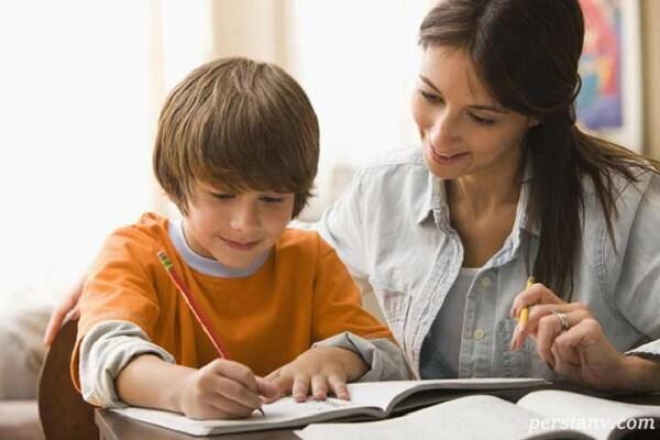 آموزش خط به کودکان