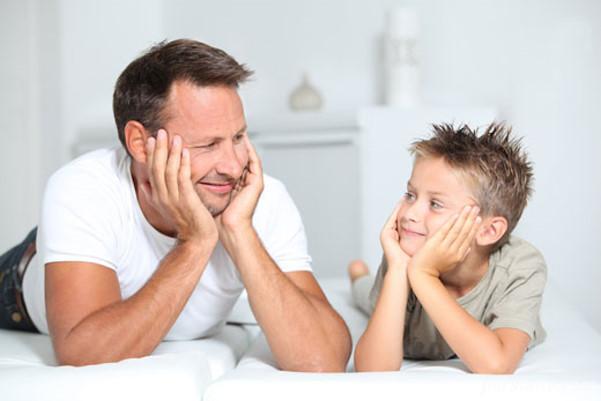 رابطه پدر با فرزند پسر