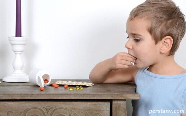 مسمومیت دارویی شایعترین مسمومیت خطرناک در کودکان است
