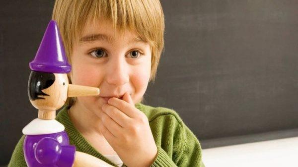 آموزش راستگویی به کودک