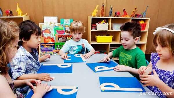 آموزش هنر به کودکان پیش دبستانی