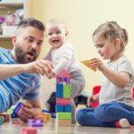 سرگرمی مادر و کودک برای رشد مناسب