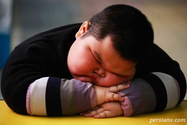 عوامل موثر در چاقی کودکان