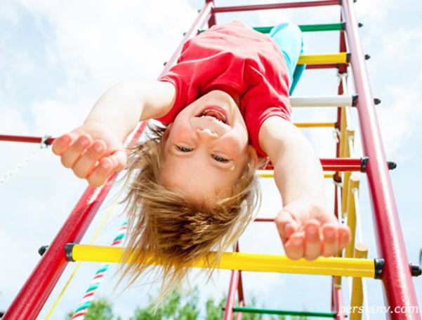 کنترل کودکان بیش فعال