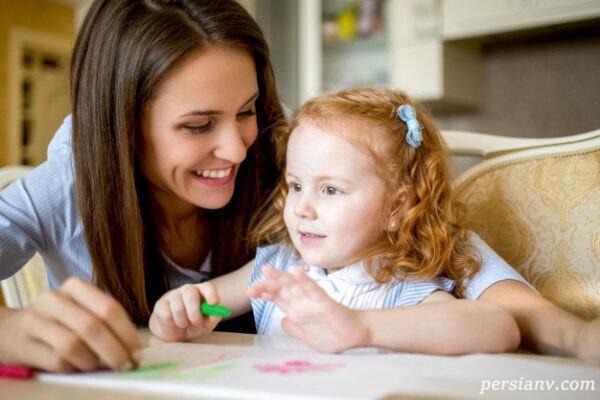 پرستار کودک بایدها و نبایدها