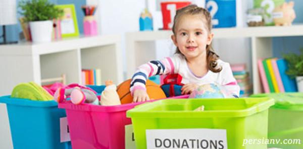 ۱۰ روش برای داشتن کودکانی مسئولیت پذیر