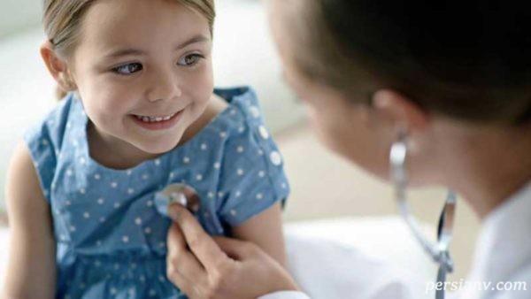 بیماری کودکان در تابستان