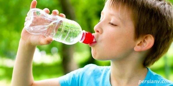 بیمارىهاى ناشى از گرما در کودکان