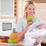 بخور نخورهای دوران شیردهی