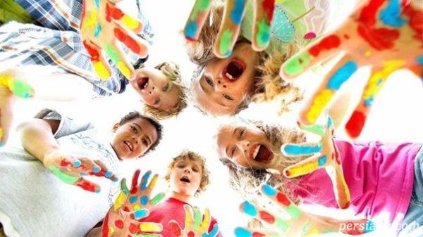 ۵ نکته دربارهٔ راههای پرورش خلاقیت کودکان