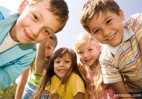 سلامت در کودکان