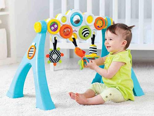 اسباب بازی های کودکانه سرگرم کننده اما ایمن