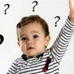 وقتی بچه ها درباره جنسیت و تولد سوال می پرسند