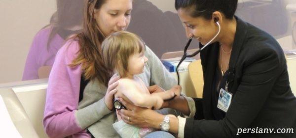 درمان بیماری های کودکان