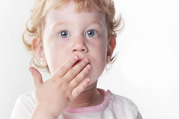 ترس در دوران کودکی، مهمترین علت لکنت زبان است