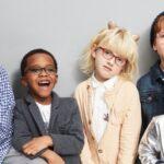 راهنمای خرید عینک طبی برای کودکان