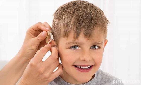 بررسی سه علت مهم کم شنوایی کودکان