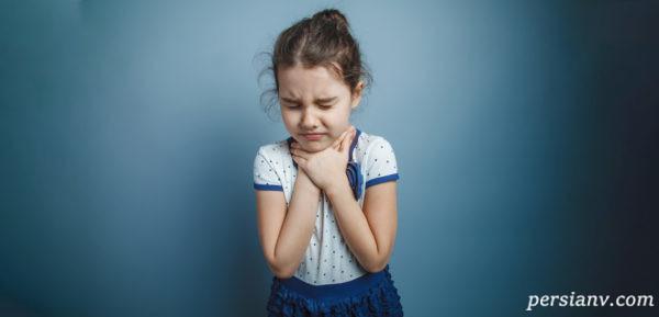 بیماری خروسک کودک