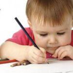 هنر در دنیای کودکان که ناآگاهانه از محیط خویش الهام می گیرند