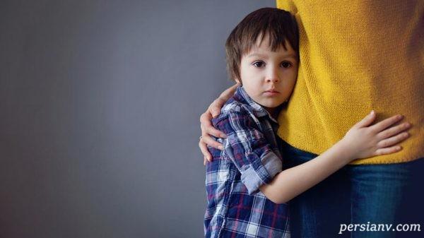 کم رویی کودکان
