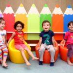 آینده کودکانی که به مهد کودک می روند
