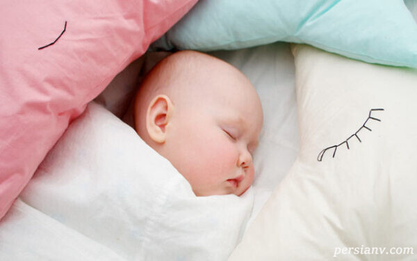 چه کنیم که کودک مان راحت بخوابد