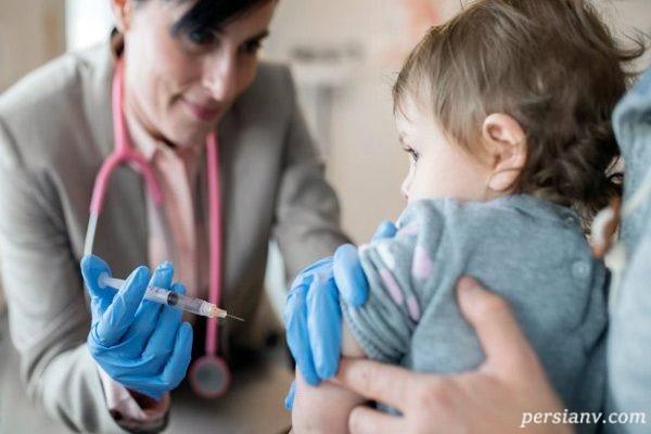 چگونه درد ناشی از تزریق واکسن را کاهش دهیم؟