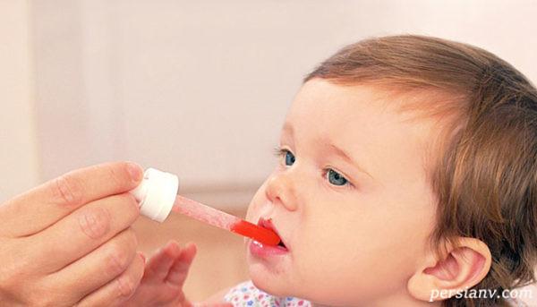 انواع شربتها و قطرههای تقویتی کودکان