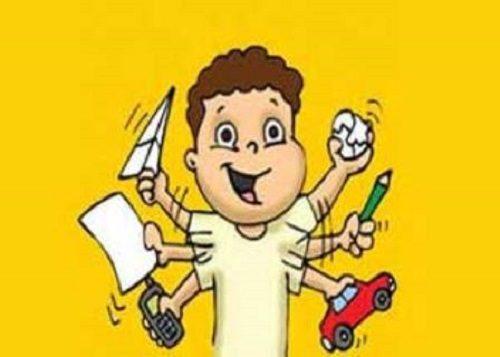 چگونه با کودکان شلوغ و پرتحرک رفتار کنیم؟