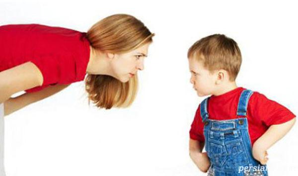 حرف زدن با کودکان