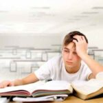 درس خواندن و خواب آلودگی در فصل بهار