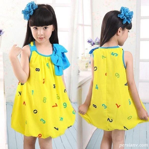لباس کودکان تابستان