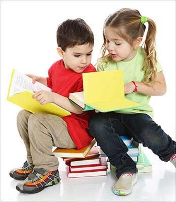 آموزش خواندن به کودکان