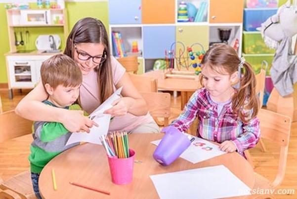 آموزش خواندن به کودک