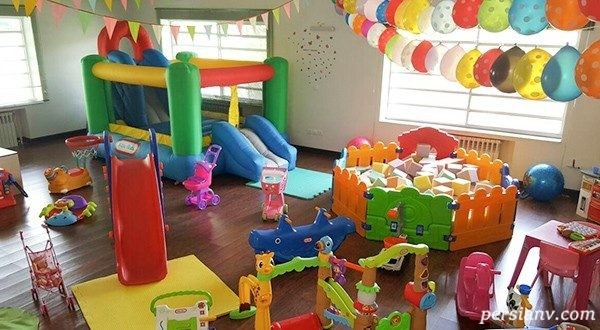 سرگرمی کودکان در خانه