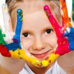 رابطه خنداندن کودک با خلاقیت