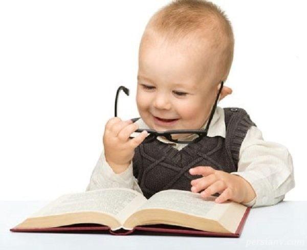 افزایش دایره لغات کودکان