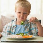 بچه هایی که اشتهایی به غذا ندارند چکار باید کرد